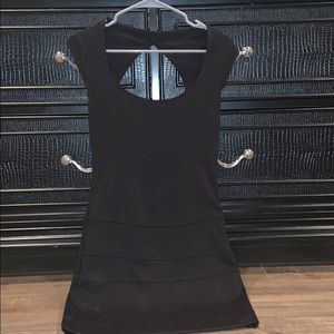 Guess Bodycon Dress with back cutout